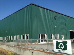 ORPET's Facility